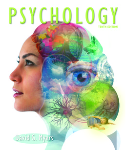 Psychology (High School Version) by David G. Myers - Tenth Edition, 2012 from Macmillan Student Store