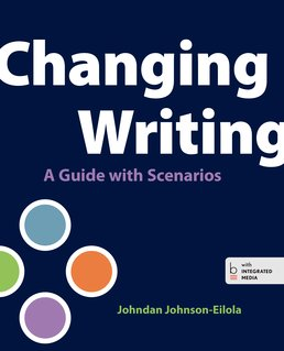 Changing Writing by Johndan Johnson-Eilola - First Edition, 2015 from Macmillan Student Store