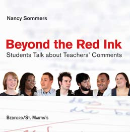 Beyond The Red Ink by Nancy Sommers - First Edition, 2012 from Macmillan Student Store