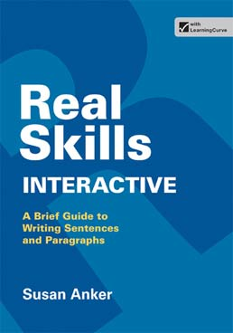 Real Skills Interactive by Susan Anker - First Edition, 2014 from Macmillan Student Store