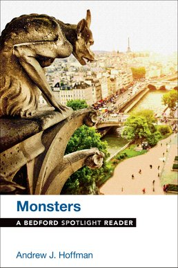 Monsters by Andrew J. Hoffman - First Edition, 2016 from Macmillan Student Store