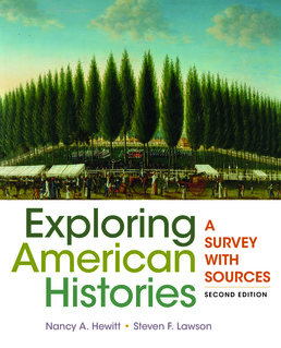 Exploring American Histories, Combined Volume by Nancy A. Hewitt; Steven F. Lawson - Second Edition, 2017 from Macmillan Student Store