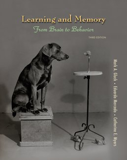 Learning and Memory by Mark A Gluck; Eduardo Mercado; Catherine E Myers - Third Edition, 2016 from Macmillan Student Store