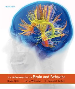 Introduction to Brain and Behavior by Bryan Kolb; Ian Q. Whishaw; G. Campbell Teskey - Fifth Edition, 2016 from Macmillan Student Store