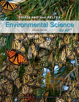 Environmental Science for AP® by Andrew Friedland; Rick Relyea - Second Edition, 2015 from Macmillan Student Store