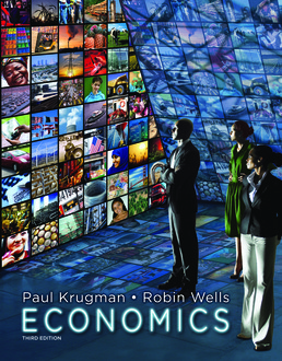 Economics (High School) by Paul Krugman; Robin Wells - Third Edition, 2013 from Macmillan Student Store