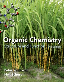 Organic Chemistry by K. Peter C. Vollhardt; Neil E. Schore - Seventh Edition, 2015 from Macmillan Student Store