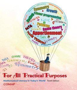For All Practical Purposes by COMAP - Tenth Edition, 2016 from Macmillan Student Store