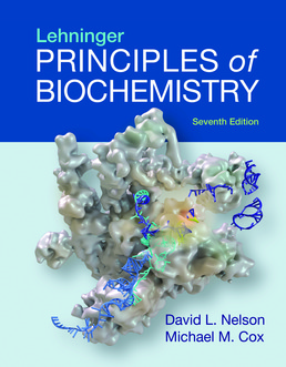 Lehninger Principles of Biochemistry by David L. Nelson; Michael M. Cox - Seventh Edition, 2017 from Macmillan Student Store