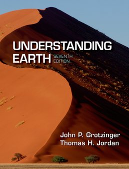 Understanding Earth by John Grotzinger; Thomas H. Jordan - Seventh Edition, 2014 from Macmillan Student Store