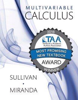 Multi Variable Calculus by Michael Sullivan - First Edition, 2013 from Macmillan Student Store