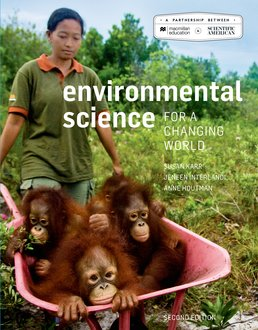 Scientific American Environmental Science for a Changing World by Susan Karr, Jeneen Interlandi; Anne Houtman - Second Edition, 2015 from Macmillan Student Store