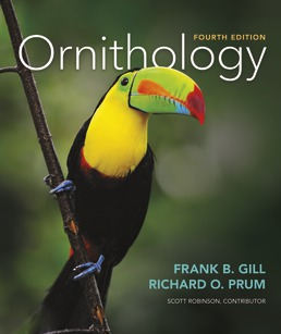 Ornithology by Frank B. Gill; Richard O. Prum; Scott K. Robinson, Contributor - Fourth Edition, 2019 from Macmillan Student Store