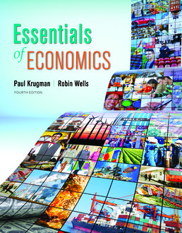 Essentials of Economics by Paul Krugman; Robin Wells - Fourth Edition, 2017 from Macmillan Student Store