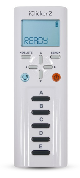 iClicker2 student remote by iClicker - First Edition, 2018 from Macmillan Student Store