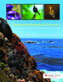 Discovering Biological Science II (2018 Update) by John S. Peters; Brian R. Scholtens - Second Edition, 2018 from Macmillan Student Store