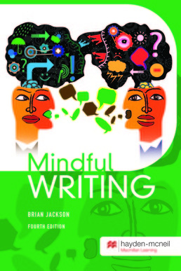 Mindful Writing by Dr. Brian Jackson - Fourth Edition, 2019 from Macmillan Student Store