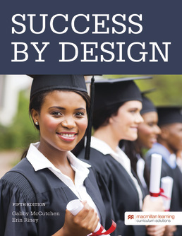 Success by Design by Gabby McCutchen; Erin Riney - Fifth Edition, 2019 from Macmillan Student Store