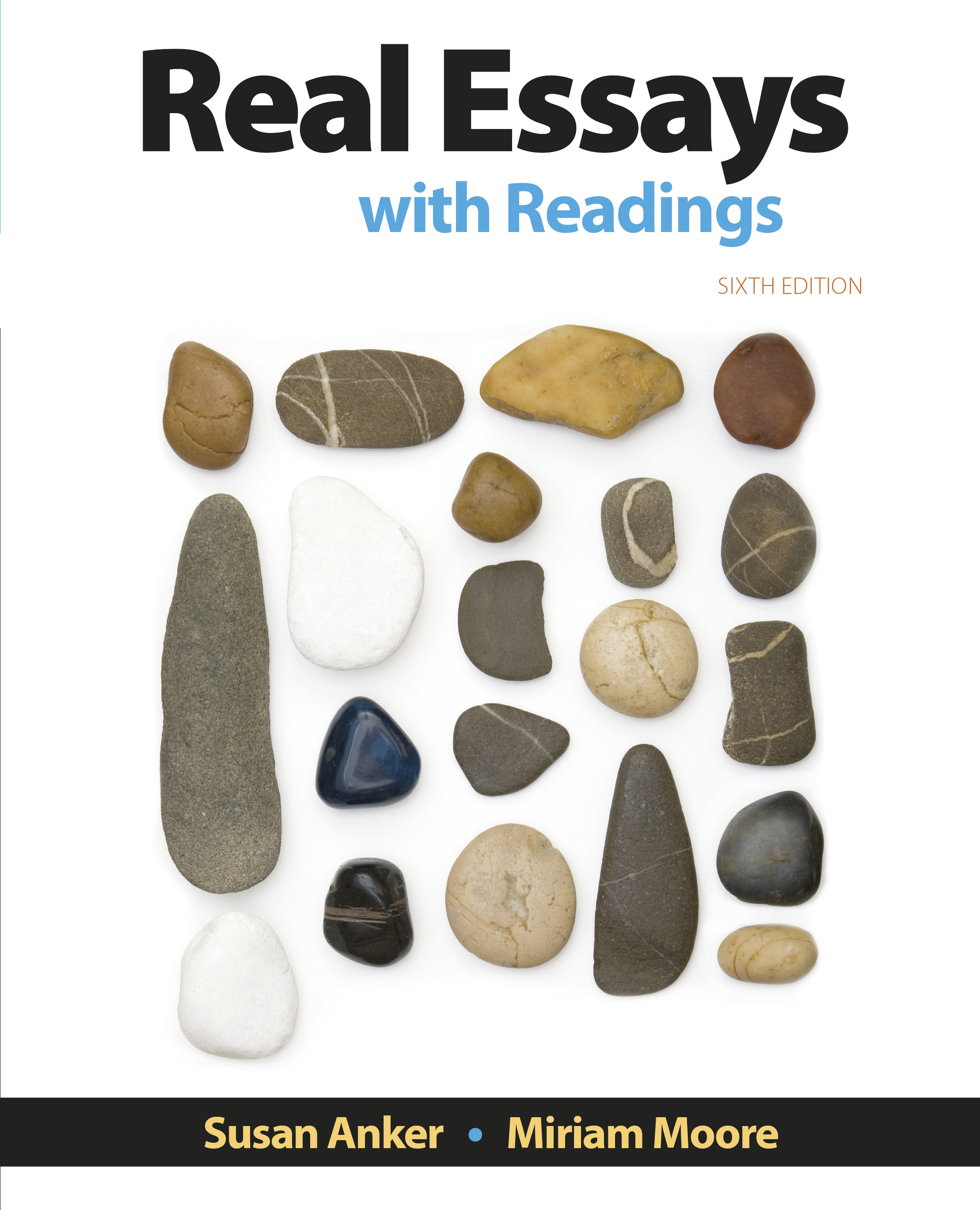 real essays with readings by susan anker fourth edition Buy real essays with readings 4th edition (9780312648084) by susan anker for up to 90% off at textbookscom.