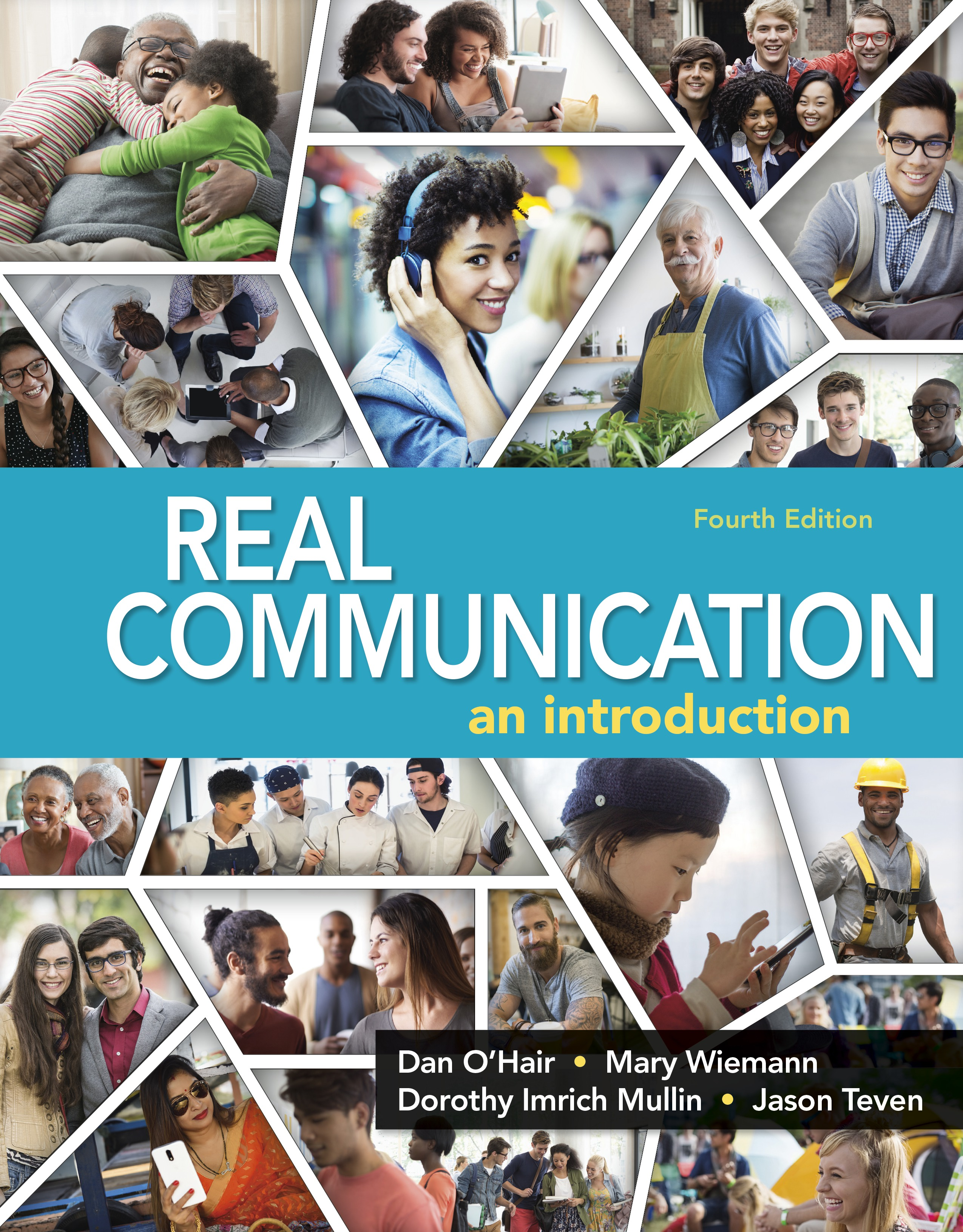 real communication  9781319059491