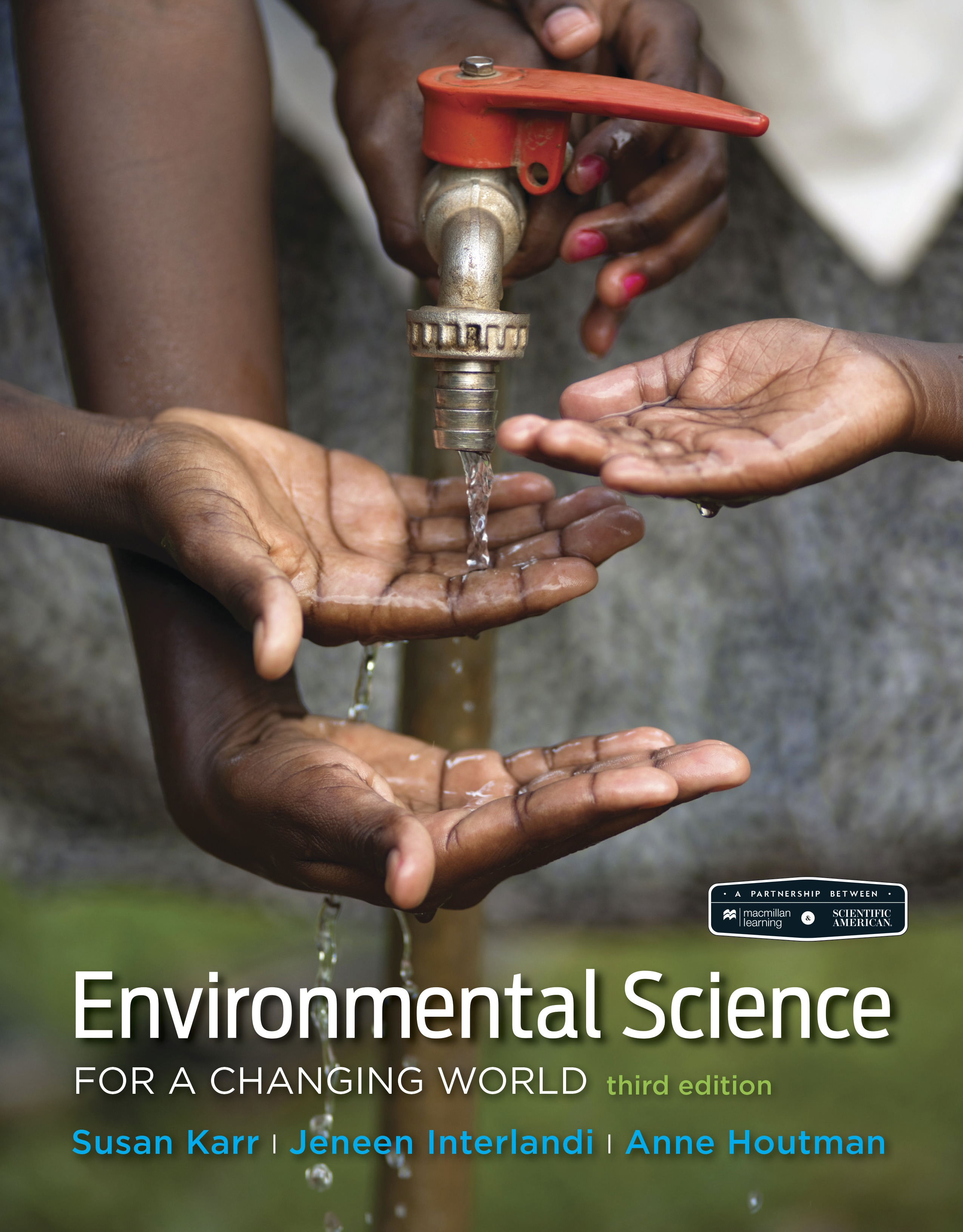 Macmillan learning environmental scienceintroductory scientific american environmental science for a changing world fandeluxe Gallery