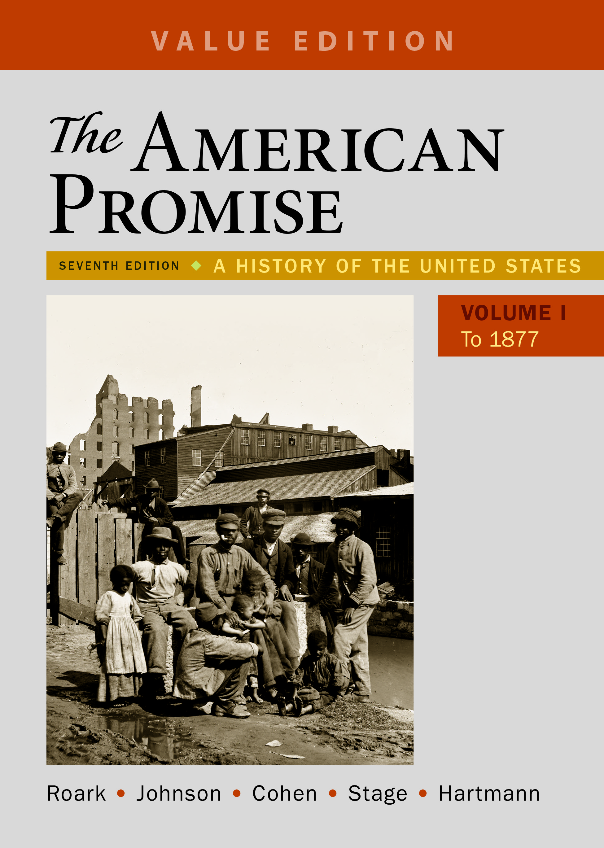 american promise The american promise, value edition, has long been a favorite with students who value the text's readability, clear chronology, and lively voices of ordinary americans, all in a portable format the value edition includes the full narrative accompanied by a 2-color map program and the rich instructor resources of the parent text made available at an affordable price.