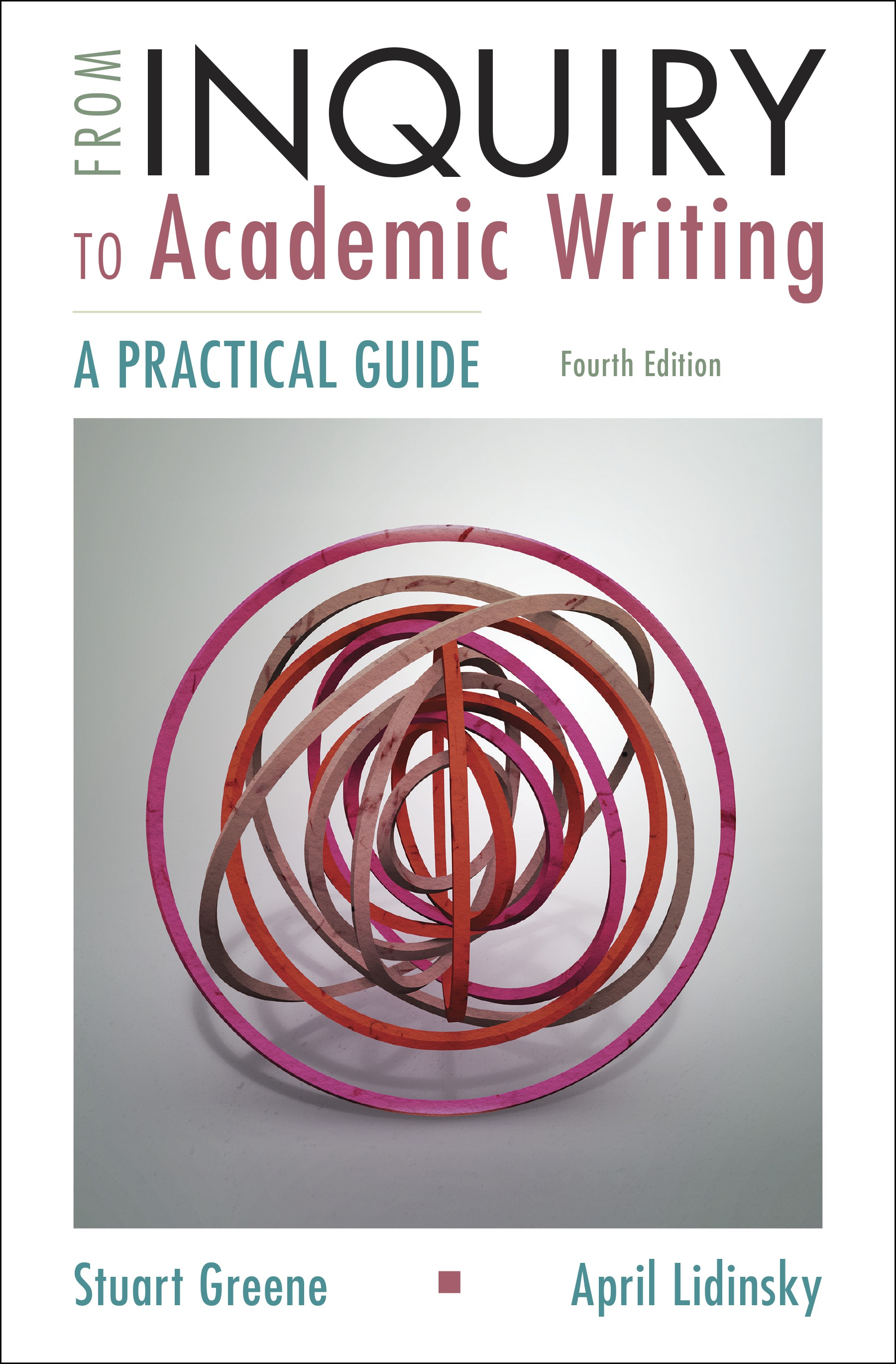from inquiry to academic writing online Abebookscom: from inquiry to academic writing: a text and reader (9781457653445) by greene lidinsky and a great selection of similar new, used and collectible books.