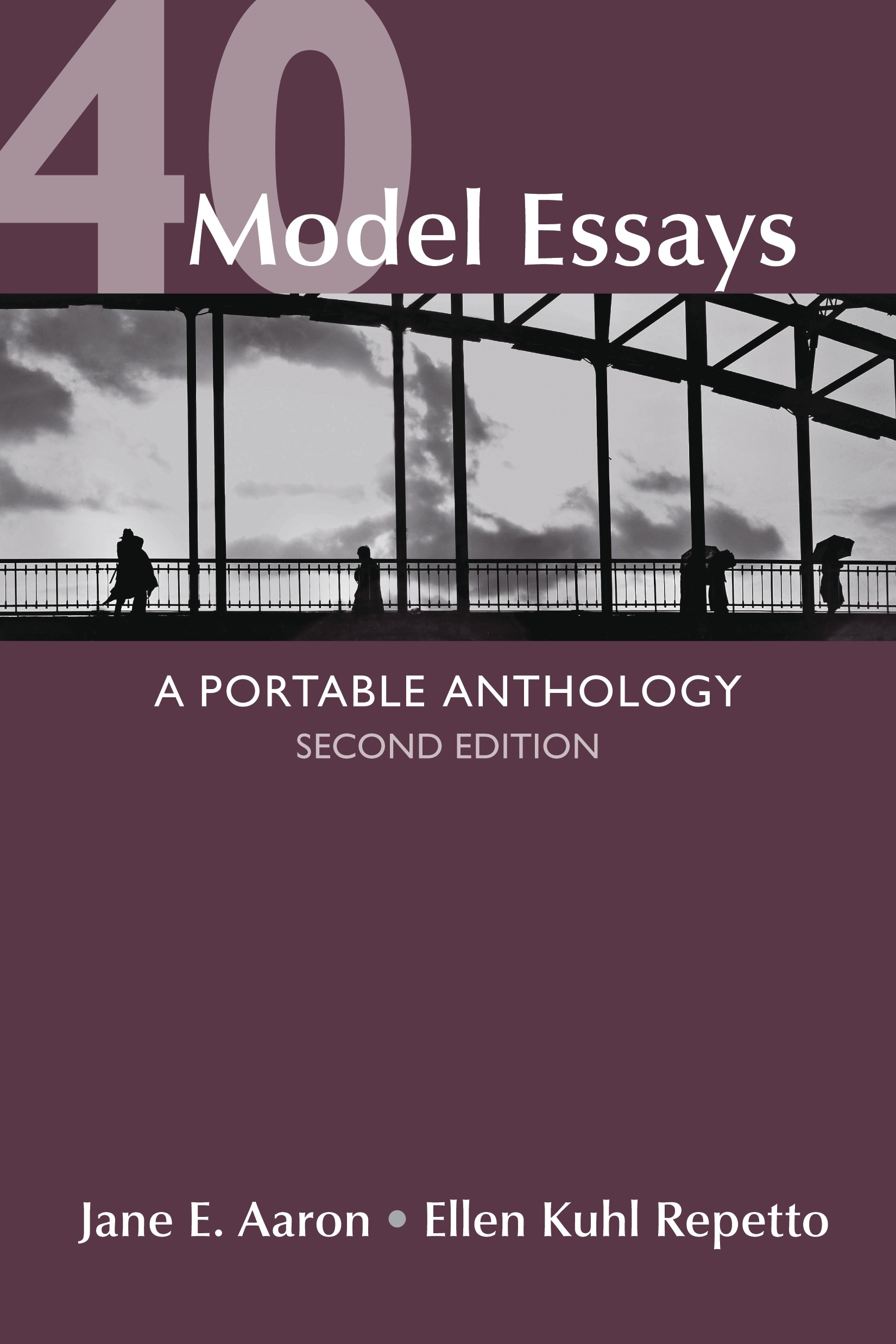 40 essays a portable anthology