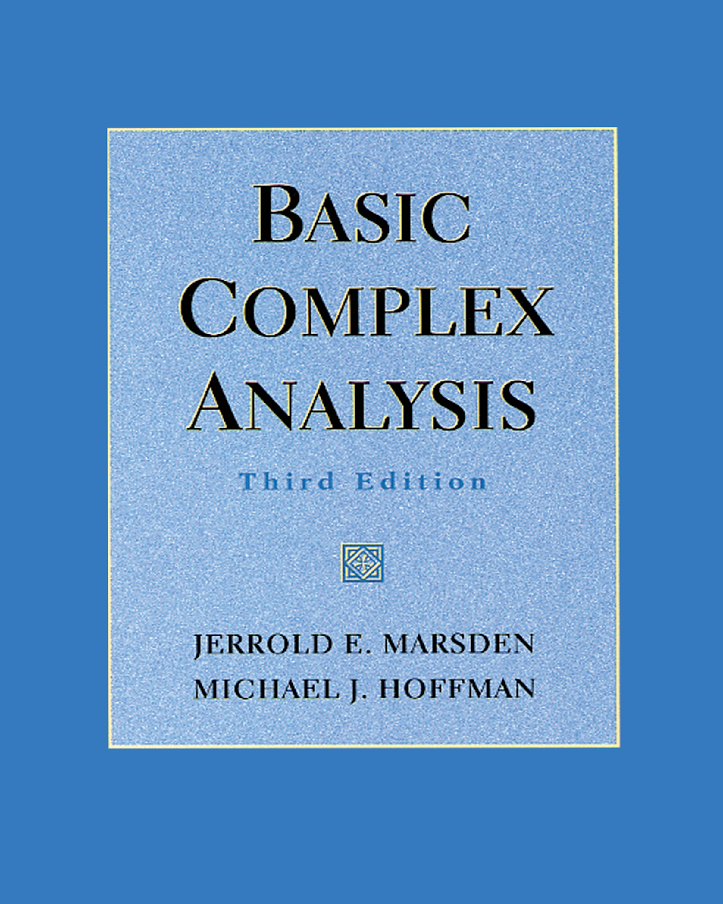 basic complex analysis marsden solutions pdf