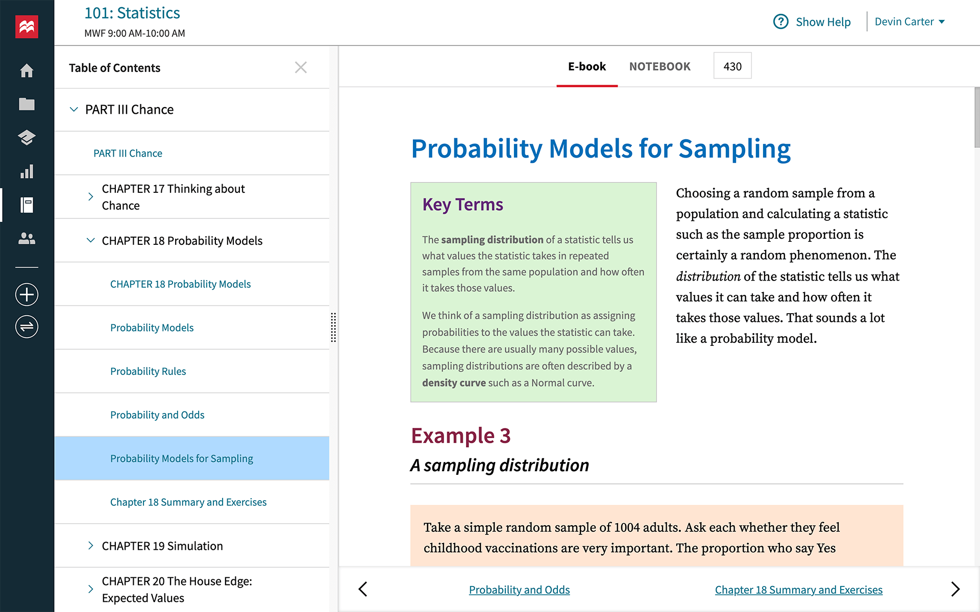 achieve interactive e-book